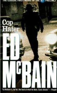 An early cover of the first 87th precinct novel